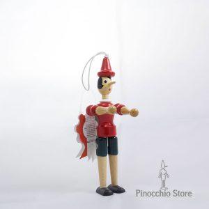 Pinocchio Classico 15 cm