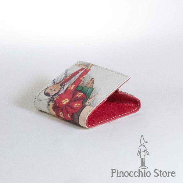 Portamonete Pinocchio