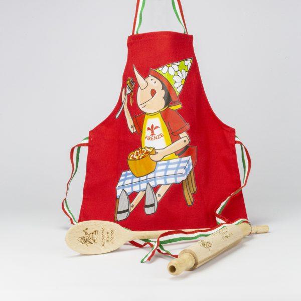 Kit da cucina Pinocchio