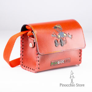 Borsa bauletto Pinocchio