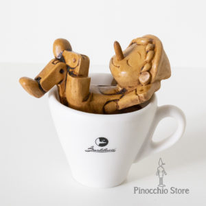 Pinocchio Coffee Time
