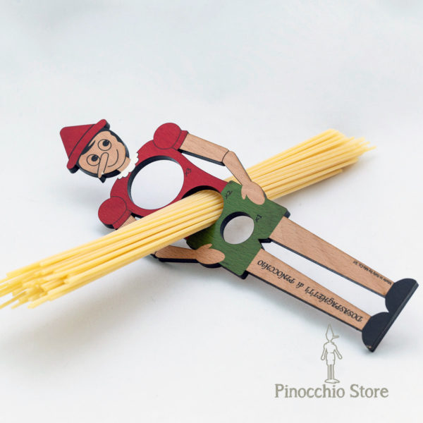 Dosa spaghetti Pinocchio