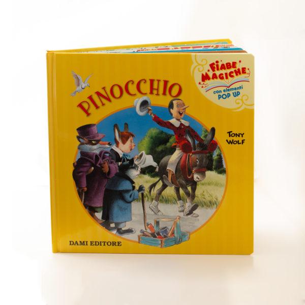 Storia di Pinocchio pop-up
