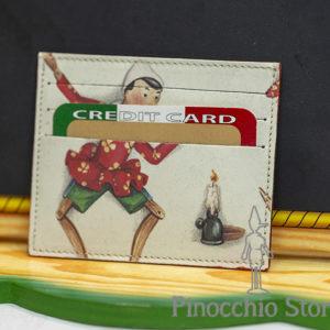 Porta carte di Pinocchio